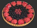 Fake Food Mixed Berry Pie
