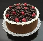 Fake Food Cake With Wild Berries