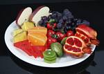 Fake Food Deluxe Fruit Platter