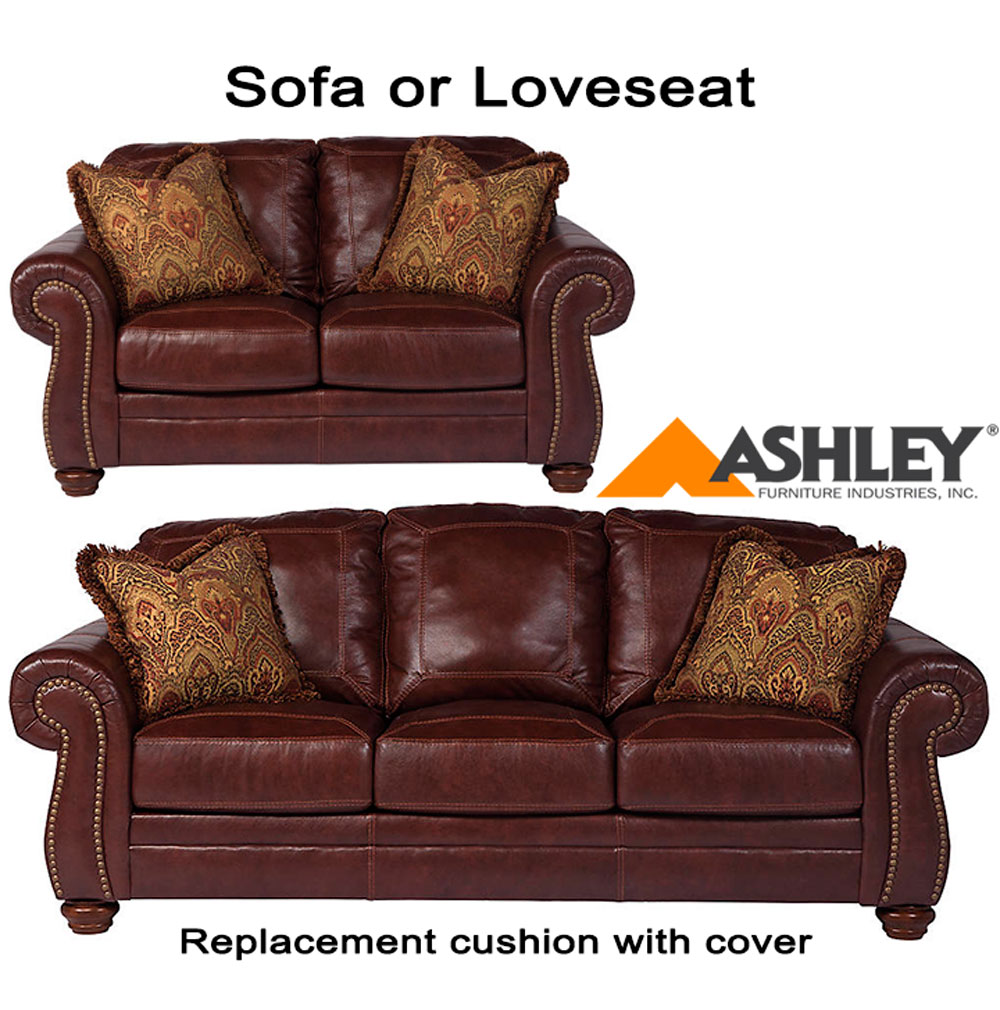 Sofa replacement cushion covers ashley banner replacement cushion cover 5040438 sofa or 5040435 Loveseat cushion covers