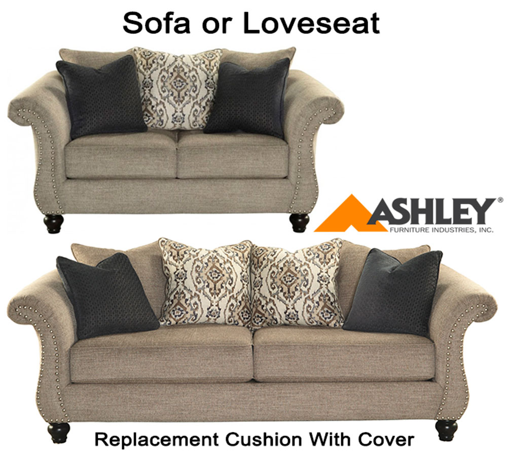 Ashley Jonette Replacement Cushion Cover 4610138 Sofa Or 4610135 Love