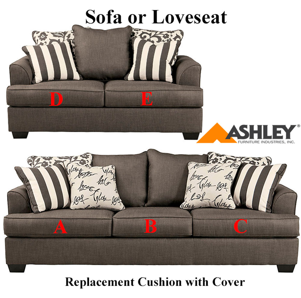Ashley Levon replacement cushion cover 7340338 sofa or 7340335 love