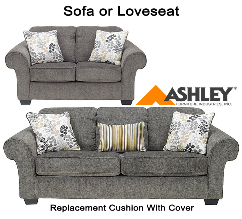 ashley makonnen replacement cushion cover 7800038 sofa or 7800035 love. Black Bedroom Furniture Sets. Home Design Ideas