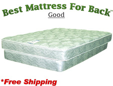 Olympic Queen Good, Best Mattress For Back