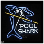 Pool Shark Neon Sign Neon Bar Sign