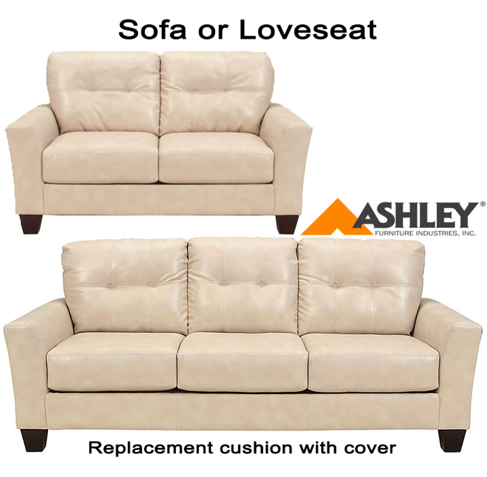 ashley paulie replacement cushion cover 2700038 sofa or 2700035 love. Black Bedroom Furniture Sets. Home Design Ideas