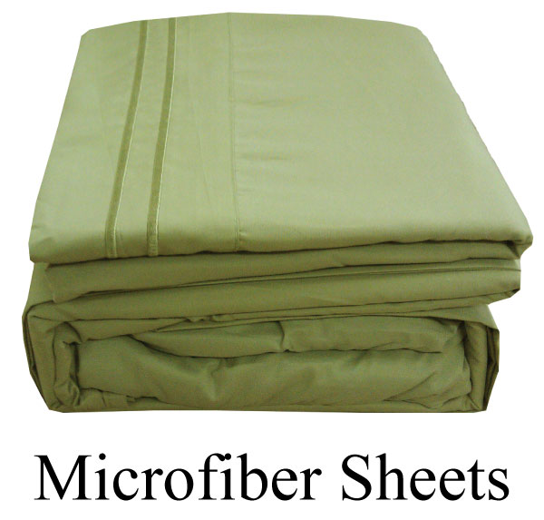 Microfiber Bed Sheets 28 Images 1800 Thread Count 4pc