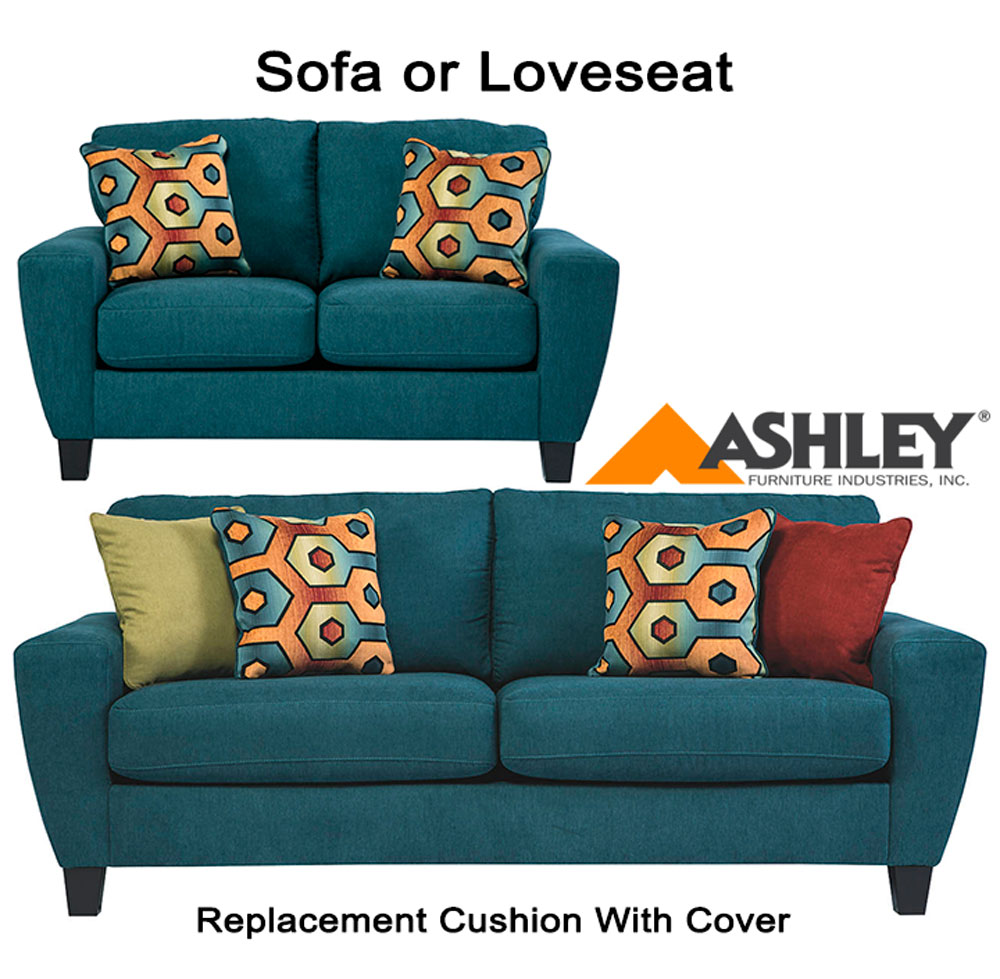 Ashley® Sagen Replacement Cushion Cover, 9390238 Sofa Or