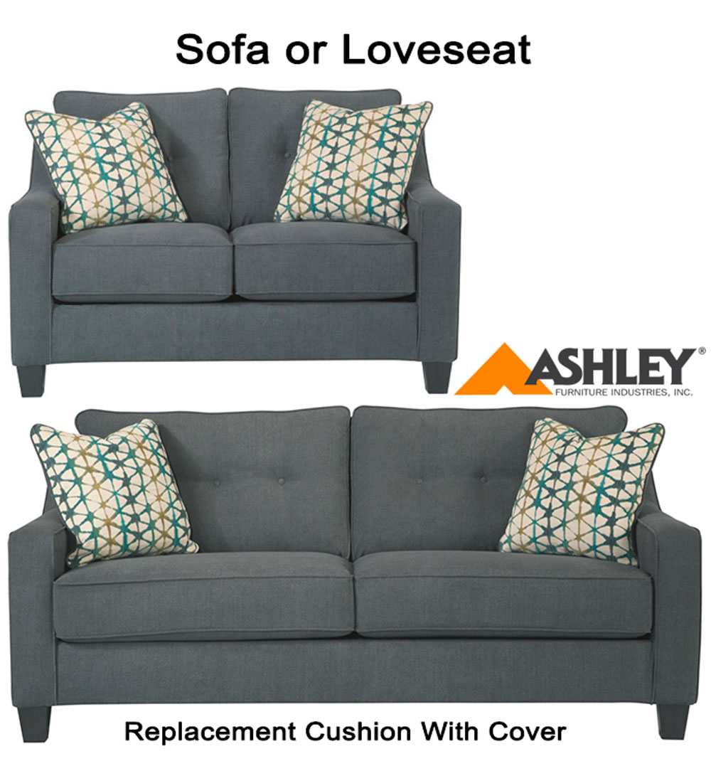 Ashley Shayla Replacement Cushion Cover 6080438 Sofa Or 6080435 Love