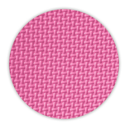 Pink Purple Reversible Soft Mat 4 X 6 Roll