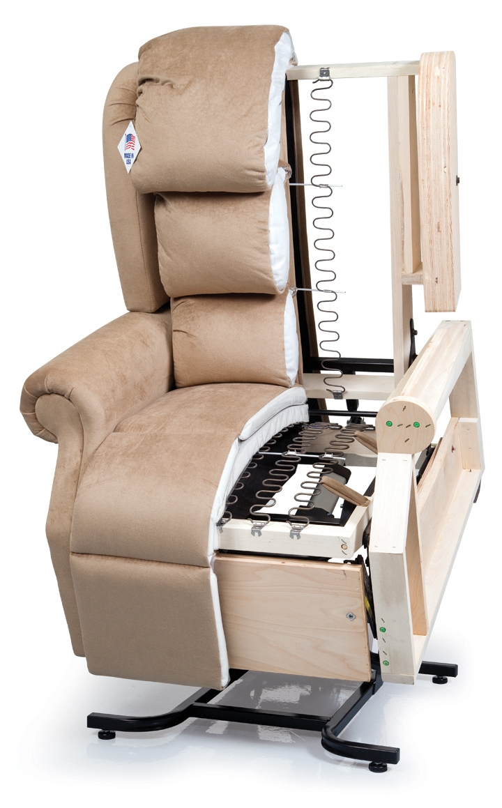 Lift Chair Recliner Medium Size Stellarcomfort
