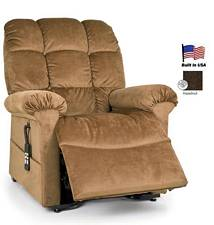 Lift Chair Recliner, Medium Size, CozyComfort Recline