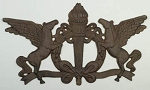 Cast Iron Pegasus Wall Decor