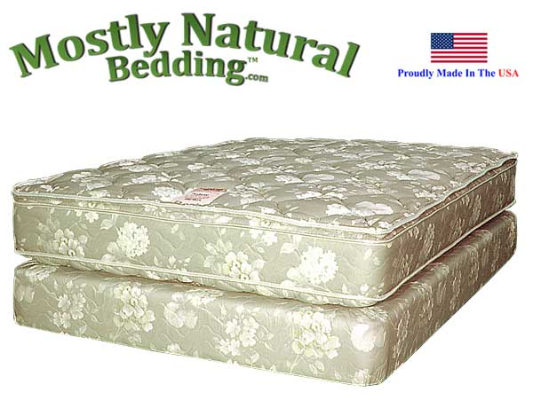 Short Queen Size Abe Feller Mattress Set Best