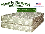 Tall Man™ Queen Size Abe Feller® BEST Mattress