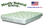 Full Size Abe Feller® Mattress Only GOOD