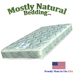 Twin XXL Size Abe Feller® Mattress Only GOOD