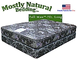 Twin Tall Man™ Size Abe Feller® Industrial Mattress