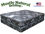 King Size Abe Feller® Mattress Set INDUSTRIAL