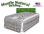 Tall Man™ Twin Size Abe Feller® PREMIUM Mattress