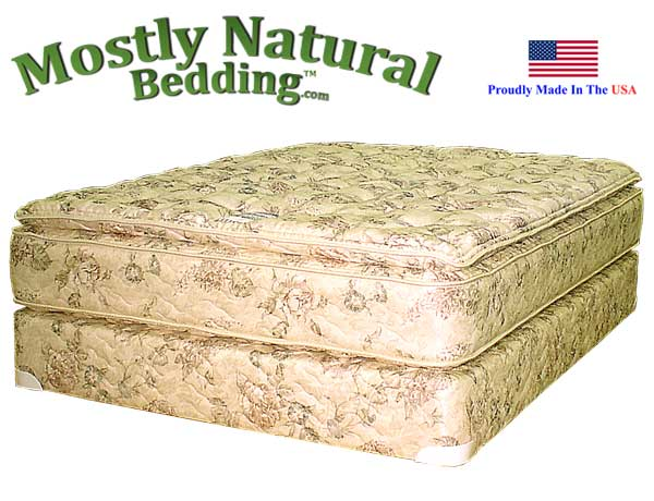 Queen Size Abe Feller® Mattress Set SUPREME