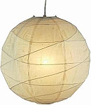 Orb Small Pendant Collapsible Hanging Lamp
