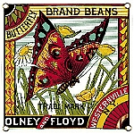 Butterfly Brand Beans Metal Sign