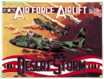 C130 Hercules Transport Metal Sign
