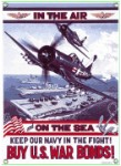 F4U Corsair Metal Sign