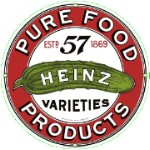 Heinz 57 Metal Sign