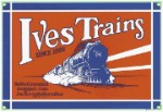 Ives Trains Metal Sign
