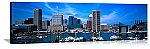 Baltimore, Maryland  Inner Harbor Panorama Picture