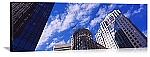 Charlotte, North Carolina Skyline Panorama Picture