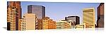 Charlotte, North Carolina Skyline View Panorama Picture