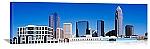 Charlotte, North Carolina City Skyline Panorama Picture
