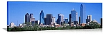 Dallas, Texas City Skyline Panorama Picture