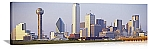 Dallas, Texas Skyline Panorama Picture