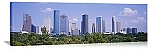 Houston, Texas City Skyline Panorama Picture