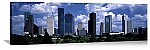 Houston, Texas Skyline Panorama Picture