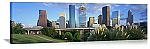 Houston, Texas City Houston City Skyline Panorama Picture