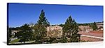 Los Angeles, California UCLA Kaufman Hall Panorama Picture