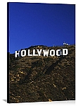 Los Angeles, California Hollywood Sign Panorama Picture