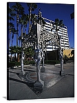 Los Angeles, California Walk of Fame Sculpture Panorama Picture