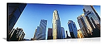 Los Angeles, California Library Tower Skyline Panorama Picture