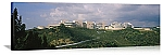 Los Angeles, California Getty Center Museum Panorama Picture
