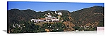 Los Angeles, California Marymount College Panorama Picture