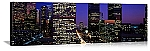 Los Angeles, California LA Nights Panorama Picture