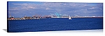 Los Angeles, California Port of Los Angeles Panorama Picture