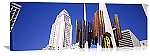 Los Angeles, California Triforium Sculpture Panorama Picture