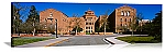 Los Angeles, California UCLA Powell Library Panorama Picture